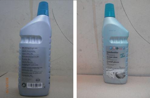 VAG. Жидкость зимняя для омывателя стекла (-21 °С)